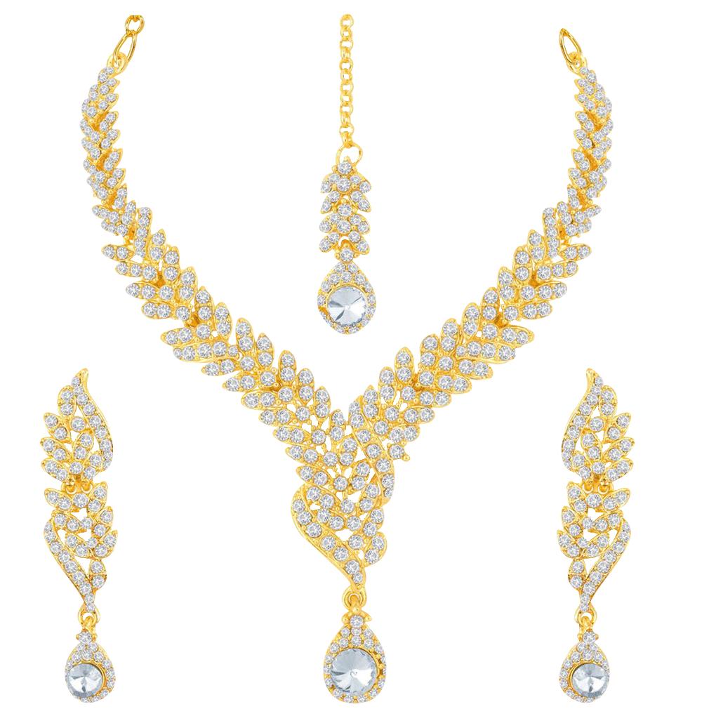 earrings-necklace