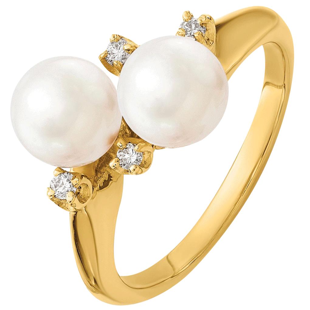 pearl-rings