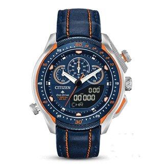 Citizen Watch Promaster Blue ION Plated Bezel